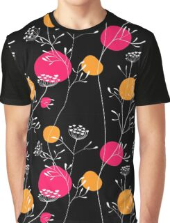 Sunset meadow Graphic T-Shirt