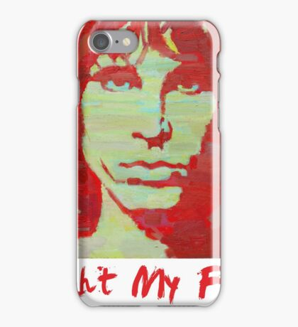 Light My Fire iPhone Case/Skin
