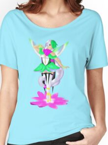 Hummingfairy Women's Relaxed Fit T-Shirt