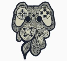 Games Console One Piece - Short Sleeve
