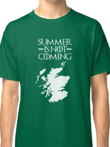 summer is not coming Classic T-Shirt