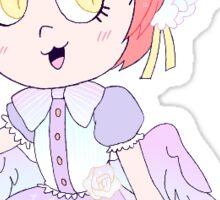 White Day Rin Hoshizora Sticker Sticker