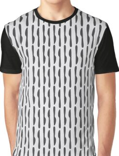 Kitchen Cutlery Knife Graphic T-Shirt