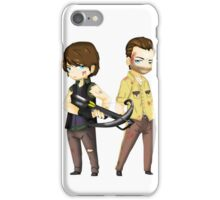 Walking Survivors iPhone Case/Skin