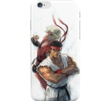 The Best Hero of Street Fighter  iPhone Case/Skin
