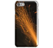 Burning fuse iPhone Case/Skin
