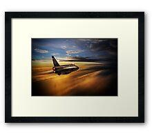 Mach 2 Legend Framed Print