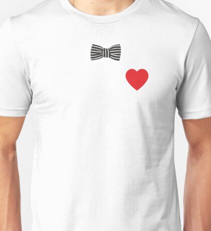 Valentine's Day T-Shirt A Great Gift for Men and Kids Unisex T-Shirt