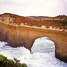 Great Ocean Road, Victoria - Arch in Headland by TonyCrehan