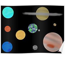Planets Poster