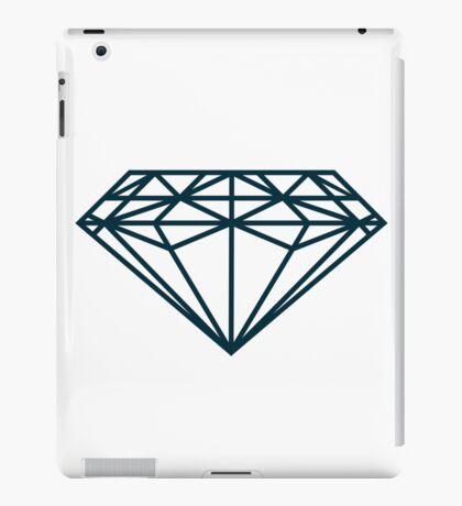 Classic diamond iPad Case/Skin