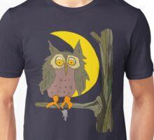 Owl vs. Mouse Unisex T-Shirt