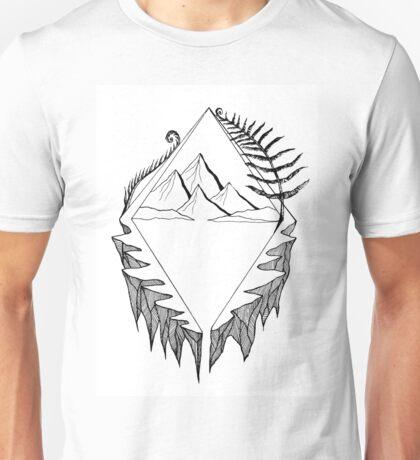 geometric design Unisex T-Shirt