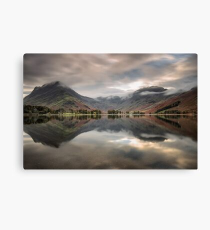 New Day at Buttermere Canvas Print