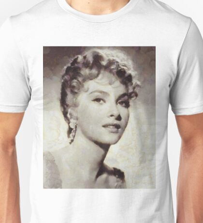 Gina Lollobrigida, Actress Unisex T-Shirt