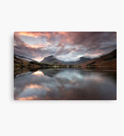 Sunrise at Buttermere Canvas Print