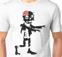 Zombie Funny Zombie T Shirts Unisex T-Shirt