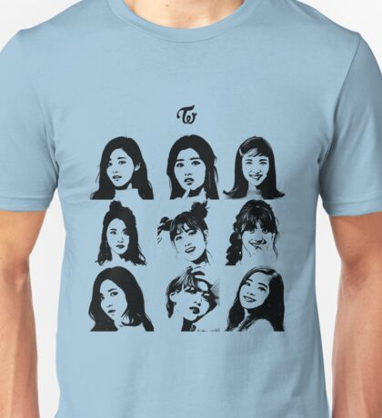 twice - threshold Unisex T-Shirt