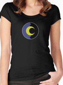 Moon Ball Women's Fitted Scoop T-Shirt
