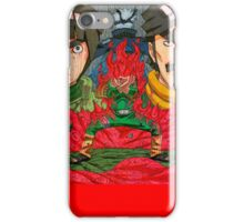 Lee & Gai & Dai iPhone Case/Skin