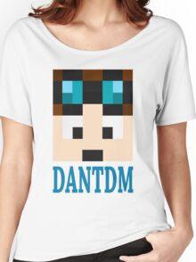 dantdm Women's Relaxed Fit T-Shirt