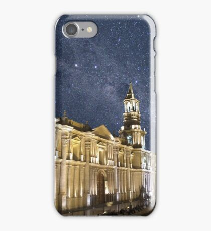 Arequipa iPhone Case/Skin