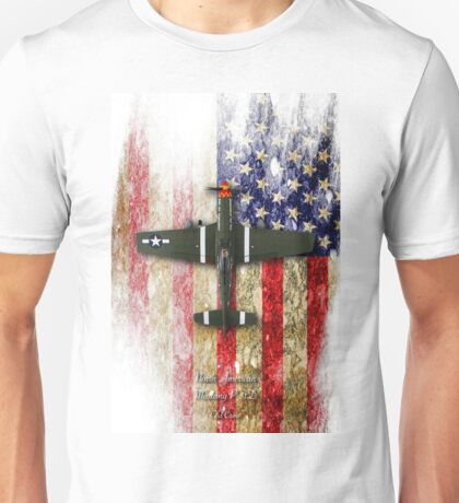 North American P-51 Mustang 'Old Crow' Unisex T-Shirt