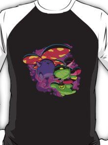 Vileplume Cradily Pokemon T-Shirt