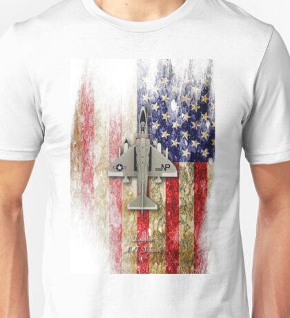 Douglas A-4F Skyhawk Unisex T-Shirt