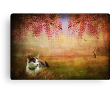A Wonderful Life Canvas Print