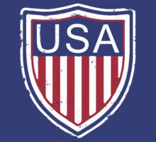 Retro USA by ThisIsFootball