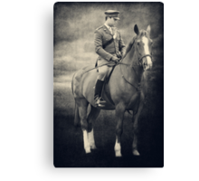 Pack Up Your Troubles Canvas Print