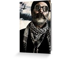 I Say Chaps, steady on! Greeting Card