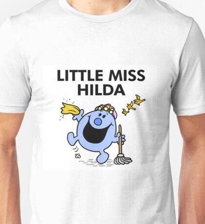 Hilda Ogden Rovers Return Cleaner Coronation Street Unisex T-Shirt