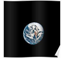 A view of Earth taken from the Apollo 10 spacecraft. Poster