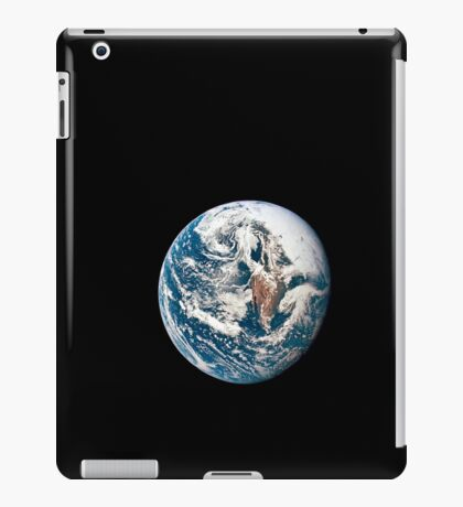 A view of Earth taken from the Apollo 10 spacecraft. iPad Case/Skin