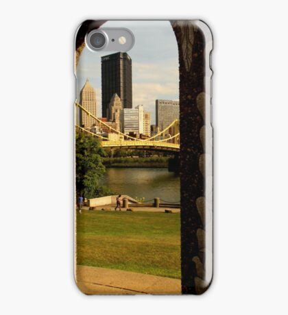 Pittsburgh Arch iPhone Case/Skin