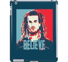 Believe iPad Case/Skin
