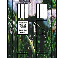 Dandelion TARDIS by peerrrrii