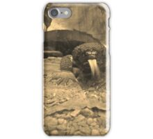 Reptile House iPhone Case/Skin