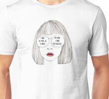 Haunting /  Halsey Unisex T-Shirt