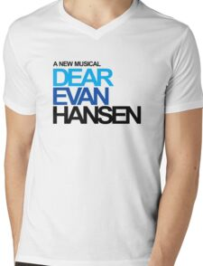 dear evan hansen Mens V-Neck T-Shirt