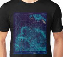USGS TOPO Map California CA Deep Creek 297302 1902 62500 geo Inverted Unisex T-Shirt