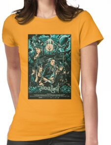 Baby Doll and Friends Womens Fitted T-Shirt