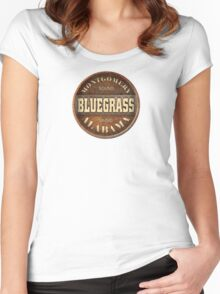 Montgomery Bluegrass Alabama Women's Fitted Scoop T-Shirt