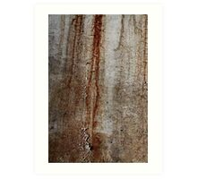 Concrete 18 Art Print