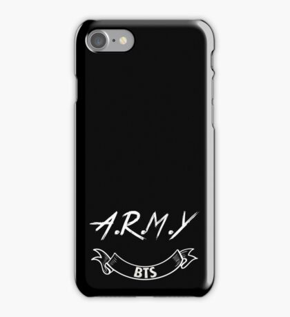 Kpop - BTS (Fandom) iPhone Case/Skin