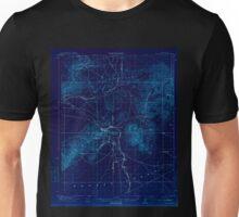 USGS TOPO Map California CA Randsburg 298716 1912 62500 geo Inverted Unisex T-Shirt