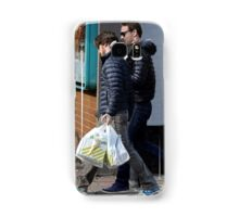 cherik mutant husbands Samsung Galaxy Case/Skin