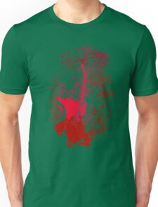 Red Trees Unisex T-Shirt